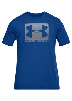 Under Armour Men's Charged Cotton Logo T-Shirt