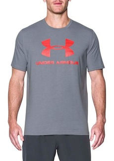 Under Armour® Men's Charged Cotton® Sportstyle Logo Tee