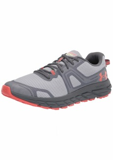 Under Armour mens Charged Toccoa 3 Running Shoe Mod Gray (102 Pitch Gray  US