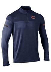 Under Armour Men's Chicago Bears Twist Tech Quarter-Zip Pullover
