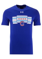 Under Armour Men's Chicago Cubs Local Flag T-Shirt