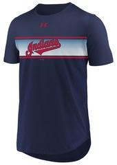 Under Armour Men's Cleveland Indians Seam to Seam T-Shirt