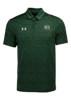 Under Armour Men's Colorado State Rams Sideline Trajectory Polo