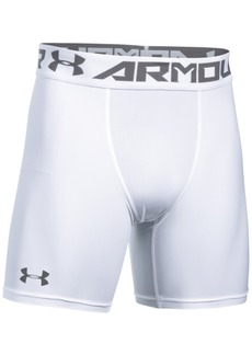 Under Armour Men's HeatGear Armour Mid Compression Shorts