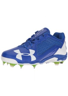 Under Armour Men's Deception Low DiamondTips Baseball Shoe