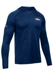 Under Armour Men's Denver Broncos Tech Hoodie