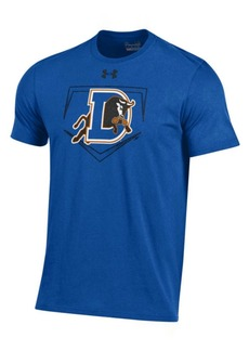 Under Armour Men's Durham Bulls At Home Logo Charged Cotton T-Shirt