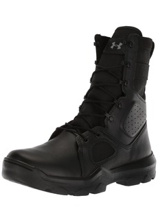 Under Armour Men's FNP Zip Military and Tactical Boot 001/Black