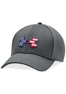 Under Armour Men's Freedom Blitzing Logo Cap