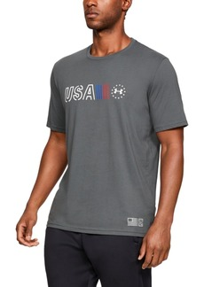 Under Armour Men's Freedom Usa Banner T-Shirt