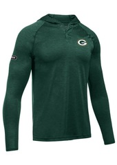 Under Armour Men's Green Bay Packers Tech Hoodie