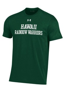 Under Armour Men's Hawaii Warriors Performance Cotton T-Shirt
