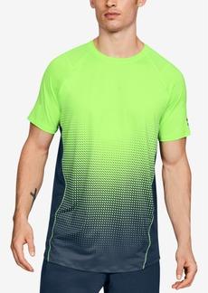Under Armour Men's HeatGear Printed Training T-Shirt