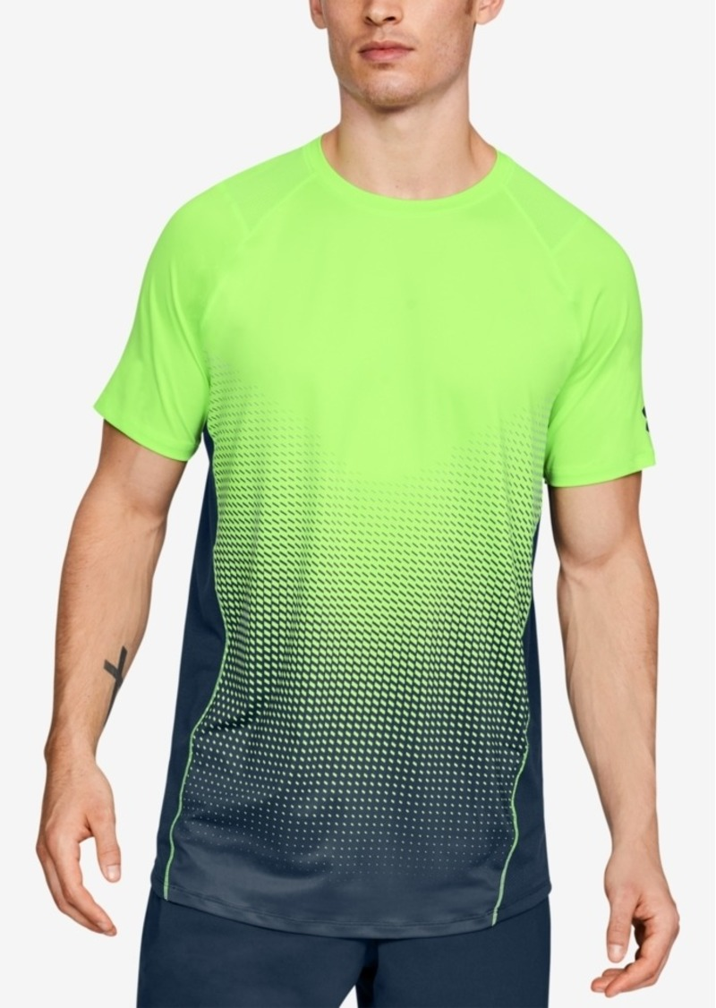 Clever Under Armour Heatgear Mens Training Top Black Short Sleeve Gym Workout T-shirt Attractive Designs; Clothing, Shoes & Accessories