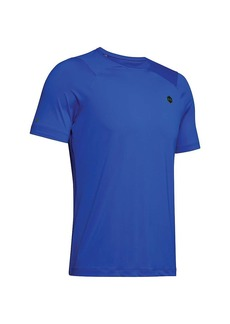 Under Armour Men's HeatGear Rush Fitted SS Tee