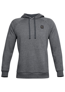 Under Armour Mens Hoodie (Light Grey/Onyx White Heather) - XL - Also in: M, L