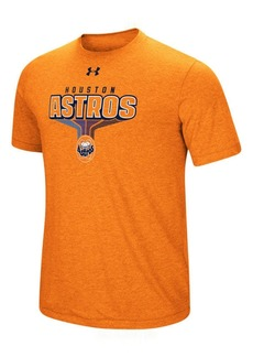 Under Armour Men's Houston Astros Coop Breakout T-Shirt
