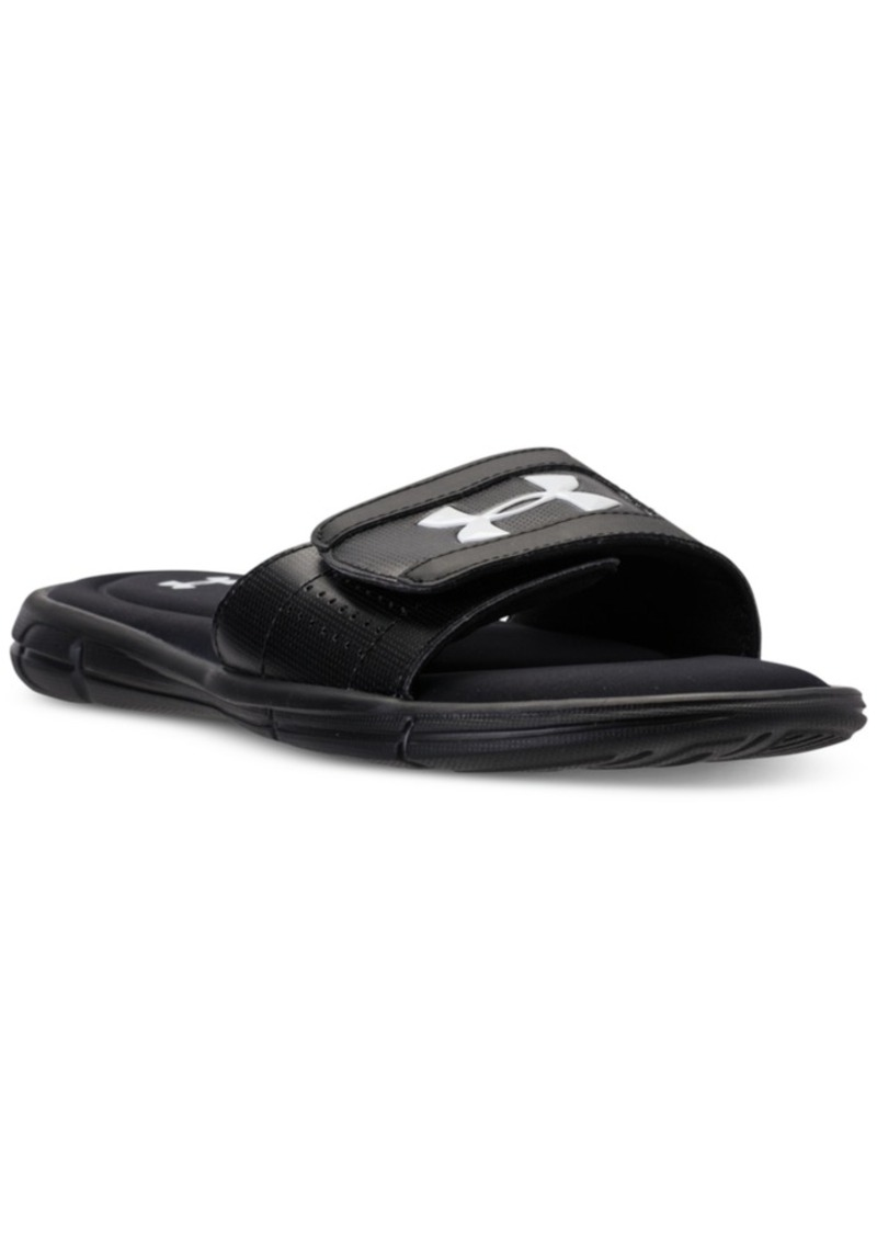 Under Armour Men's Ignite V Slide Sandals from Finish Line