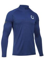 Under Armour Men's Indianapolis Colts Twist Tech Quarter-Zip Pullover