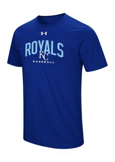 Under Armour Men's Kansas City Royals Performance Arch T-Shirt