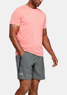 "Under Armour Men's Launch Stretch Woven 7"" Shorts"