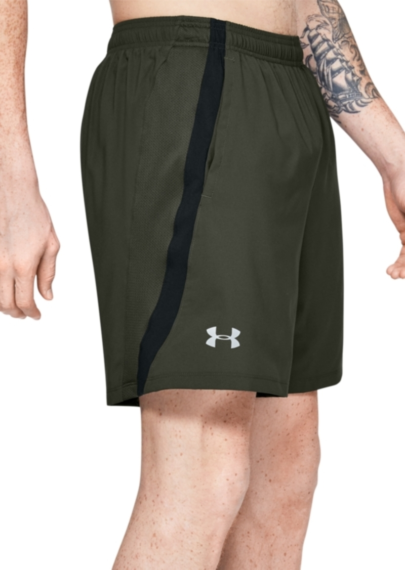 "Under Armour Men's Launch Sw 7"" Shorts"