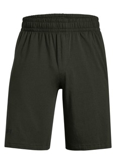 "Under Armour Men's Logo 10"" Shorts"