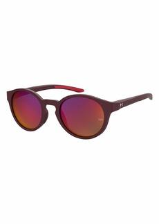 Under Armour Men's UA 0006/S Round Sunglasses