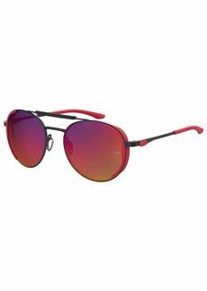 Under Armour Men's UA 0008/G/S Oval Sunglasses