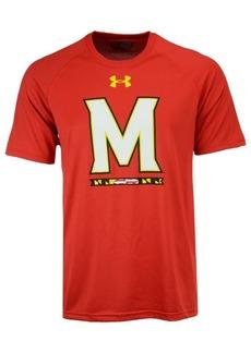 Under Armour Men's Maryland Terrapins 2-Hit Tech T-Shirt