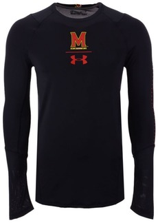 Under Armour Men's Maryland Terrapins Long Sleeve Raid Training T-Shirt