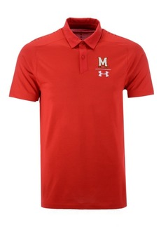 Under Armour Men's Maryland Terrapins Pinnacle Polo