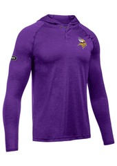 Under Armour Men's Minnesota Vikings Tech Hoodie