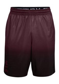 "Under Armour Men's MK1 HeatGear Ombre Performance 9"" Shorts"