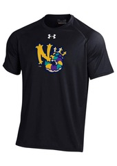 Under Armour Men's New Orleans Baby Cakes Logo Tech T-Shirt