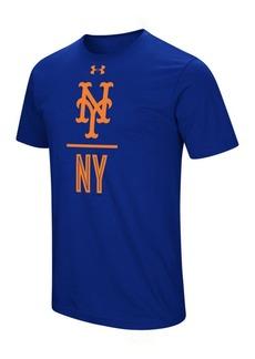 Under Armour Men's New York Mets Performance Slash T-Shirt