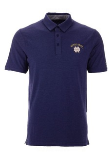 Under Armour Men's Notre Dame Fighting Irish Cotton Charged Polo