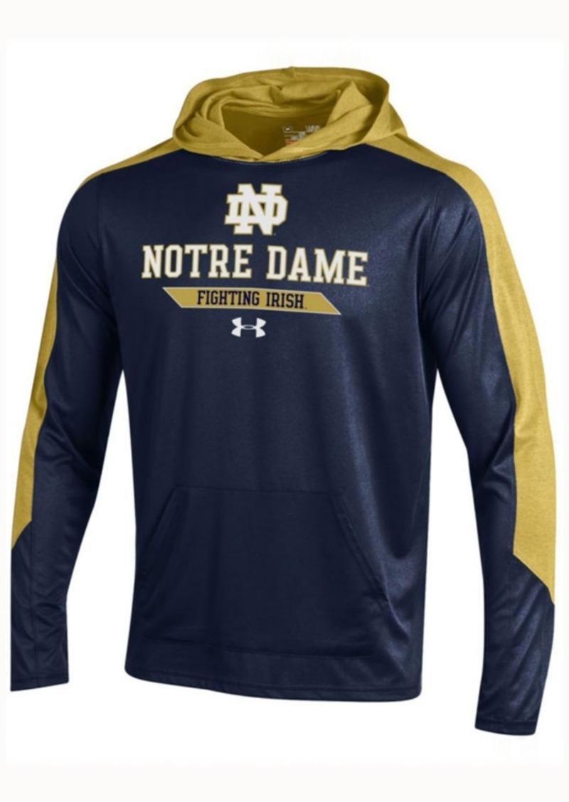 Under Armour Men's Notre Dame Fighting Irish Foundation Hoodie