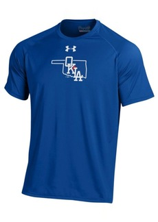Under Armour Men's Oklahoma City Dodgers Logo Tech T-Shirt
