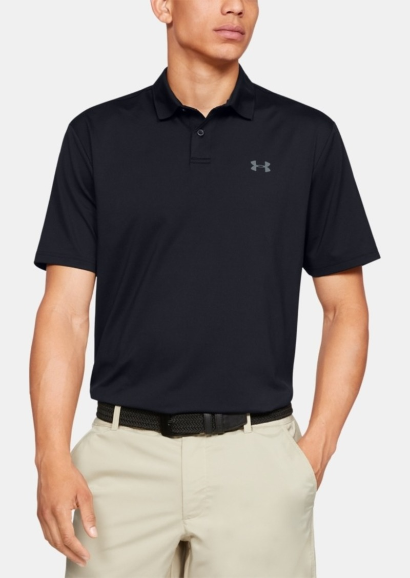 Under Armour Men's Performance Polo Textured