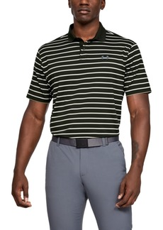 Under Armour Men's Performance Polo Textured Stripe