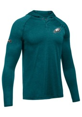 Under Armour Men's Philadelphia Eagles Tech Hoodie