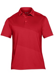 Under Armour Men's Printed Polo