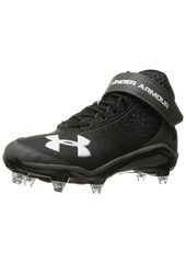 Under Armour Men's Renegade Detachable Football Shoe 001/Black