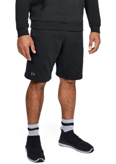 Under Armour Men's Rival Fleece Shorts