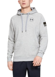 Under Armour Men's Rival Logo-Graphic Hoodie