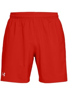 "Under Armour Men's Run 7"" Shorts"
