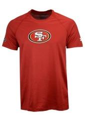 Under Armour Men's San Francisco 49ers Combine Logo T-Shirt