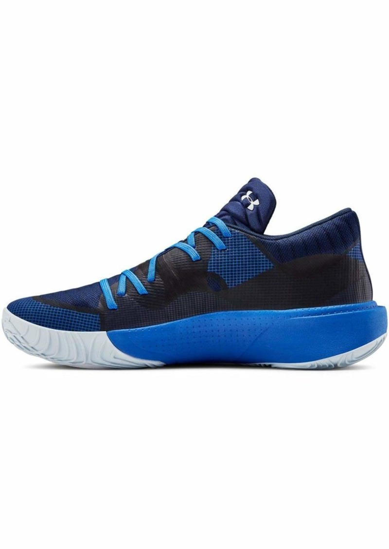 Under Armour Men's Spawn Low Basketball Shoe   M US