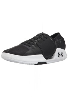 Under Armour Men's Speedform AMP 2.0 Sneaker Black (001)/White